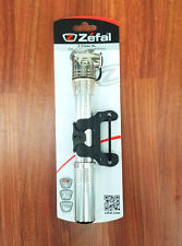 ZEFAL MINI Z CROSS AL MOUNTAIN BIKE BICYCLE MINI FRAME PUMP NEW