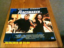 The Peacemaker (George Clooney, Nicole Kidman) Movie Poster