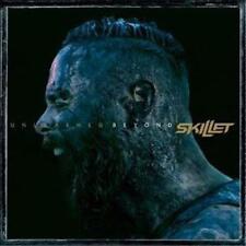 SKILLET UNLEASHED BEYOND CD NEW