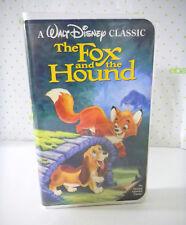 Walt Disney's The Fox and the Hound Black Diamond The Classics VHS 2041