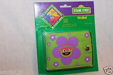 New In Package Sesame Street Oscar The Grouch Trash Wallet