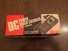 Vintage Kyosho DC POWER Quick Charger 7.2V-1200mAh 2326 with original box