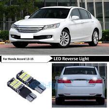 Bright White Reverse Backup 921 LED Lights Bulb Fit 2013-2016 Honda Accord Sedan