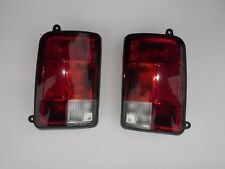 Tuning Taillight Set For Lada Niva 2121, 21213 (Red)