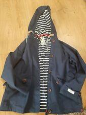 Women's blue Coast Joules Waterproof Jacket Size 16