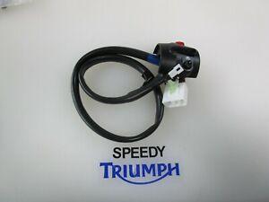 TRIUMPH ROCKET III AMERICA EFI SPEEDMASTER EFI RH SWITCH CUBE FACE T2026033