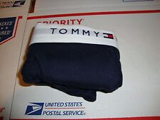 Tommy Hilfiger Classic Boxer Briefs Underwear S 28-30 Small Navy NEW
