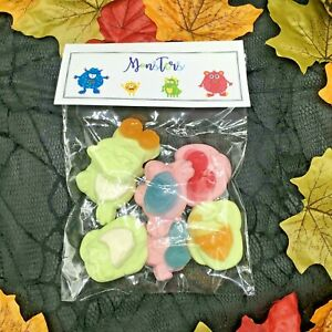 Scary Monsters Novelty Fruit Flavour Sweets Halloween Party Birthday Xmas