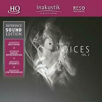 Great Voices Vol.2: Reference Sound Edition - Various (NEW CD)