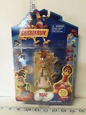 "Chicken Run Action Figure MAC Playmates 2000 NIB 5"""