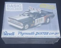 1970 Plymouth Duster Funny Car COP OUT Drag Car SEALED Revell 1/24 Model Kit New