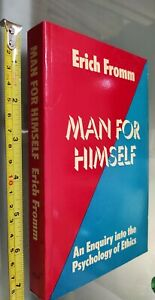 GG LIBRO: MAN FOR HIMSELF ERICH FROMM - AN ENQUIRY INTO THE PSYCOLOGY OF ETHICS