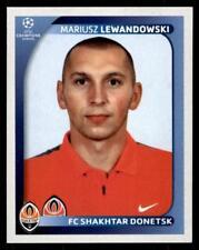Panini Champions League 2008-2009 - Shakhtar Mariusz Lewandowski No.471