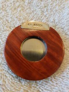 LaRocca Vintage Cigar Cutter  New without box woodgrain