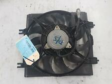 SUBARU XV AIR CONDITIONING FAN, G4X, 01/12-04/17