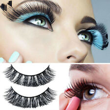 Best Sale Invisible Band 3D Mink Fur Lashes Natural Long Wispy False Eyelashes