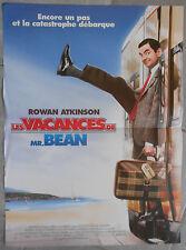Affiche LES VACANCES DE Mr BEAN Mr Bean's Holiday ROWAN ATKINSON 40x60cm