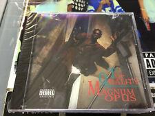 CD: TOP QUALITY - Magnum Opus (1994)Sealed Rare  NY Rap G-Funk OG Press