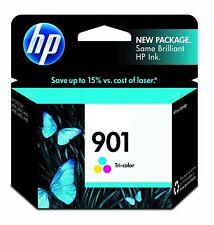 HP 901 CC656AN Tri-Color Ink Cartridge Exp 08/2018