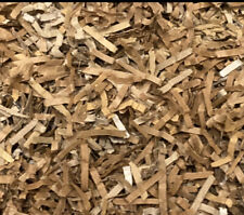 1kg Bag Assorted Brown Shredded Paper - Eco Recycled Parcel Packaging