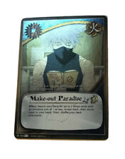 Make-Out Paradise M-756 1st Edition Foil Rare card for Naruto ccg tcg