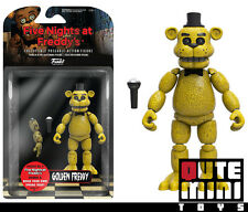 "FUNKO FIVE NIGHTS AT FREDDY'S GOLDEN FREDDY 5"" ACTION FIGURE 8850 - IN STOCK"