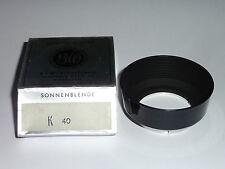 Gegenlichtblende  A40mm   Aufsteck / Slip-on  B+W