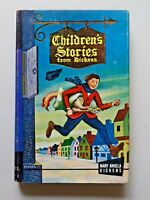 Vintage CHILDREN'S STORIES FROM DICKENS Hardcover w/D.J. 1946 Books, Inc.