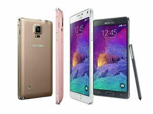 Samsung Galaxy Note 4 N910A (AT&T) N910T(T-Mobile) N910P(Sprint) N910V (Verizon)