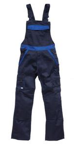 Dickies Latzhose IN30040 Workwear Restposten Arbeitshose 300 NAVY/ROYAL