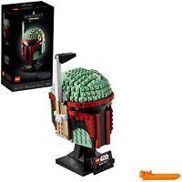 Lego Star Wars Boba Fett Helmet 75277 * On hand ready to ship * Brand new sealed