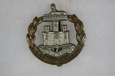 "WW1 or WW2 British Victorian Dorsetshire Regiment Hat Cap Badge Pin. 1 5/8"" B07"