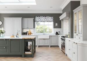 Jefferson Painted Kitchen, Rigid Built, Traditional classic Kitchens, 27 colours