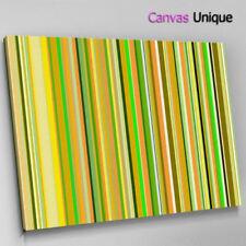 Line Yellow Art Prints