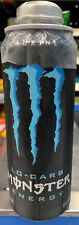 NEW LO CARB MONSTER ENERGY DRINK 24 FL OZ FULL CAN TAURINE + B VITAMINS + CARNIT