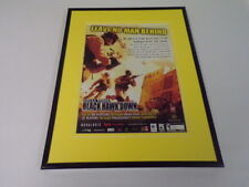 Delta Force Black Hawk Down 2005 PS2 11x14 Framed ORIGINAL Advertisement