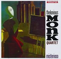 The Thelonious Monk Quartet - Misterioso [CD]