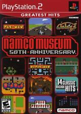 Namco Museum 50Th Anniv PS2 New Playstation 2