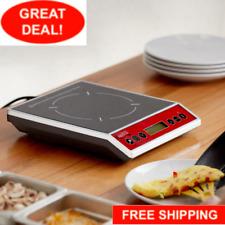 120 Volt Countertop Commercial Restaurant Home Kitchen Induction Range / Cooker
