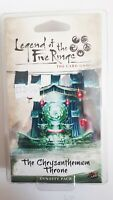 LEGEND OF THE FIVE RINGS Card Game: Chrysanthemum Throne dynasty pack (sealed)