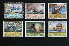 ILE DE JERSEY - timbre Stamp Yvert et Tellier n°287 à 292 n** (cyn2)