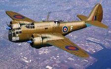 A-30 Baltimore Martin USA Bomber Airplane Mahogany Kiln Wood Model Large New