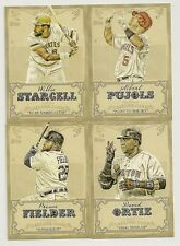 2013 Topps Series 1 Calling Card Set of 15