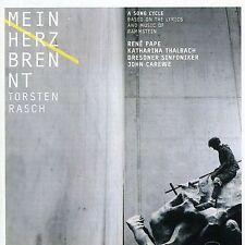 Rammstein Mein Herz Brennt by Torsten Rasch (CD, Oct-2003, Dgg)