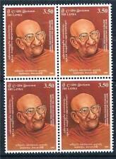 Sri Lanka 1999 B.A.Maitreya Block 4 SG 1454 MNH