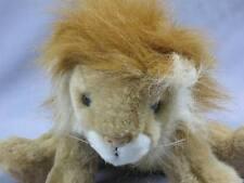 TY CLASSIC 1997 SAHARA LION CUB SHAGGY MANE  KING OF THESE PLUSH STUFFED ANIMAL