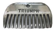 Triumph A1 Horse Mane Comb