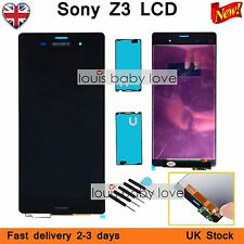 For Sony Xperia Z3 D6603 D6643 D6653 LCD Touch Screen Digitizer Display Black UK