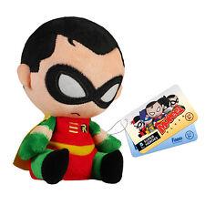 "Official DC Batman Robin Funko Mopeez Plush Action Figure Soft Toy - Cute 5"""