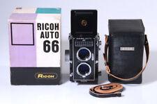 RICOH AUTO 66 - MOYEN FORMAT 6x6 - TWIN-LENS